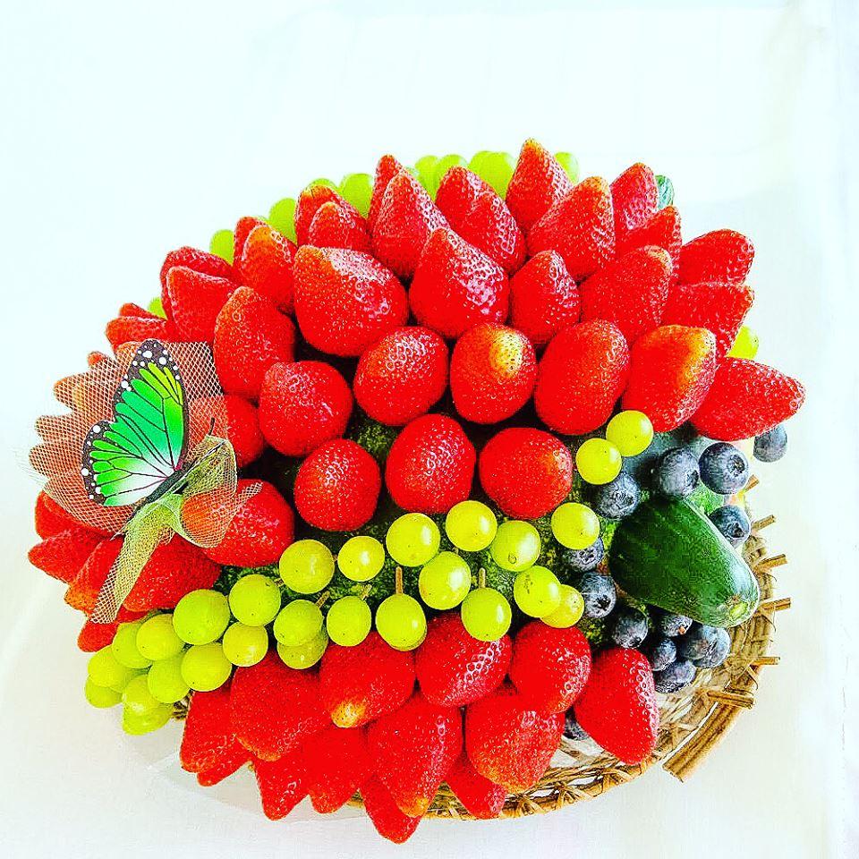 puuvilja kimp 1