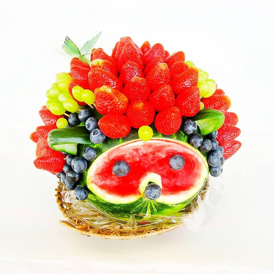 puuvilja kimp 2